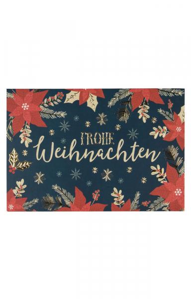 """Gutsch Verlag Weihnachtskarte """"Weihnachtsstern"""""""