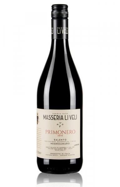 Masseria Li Veli Primonero 2018