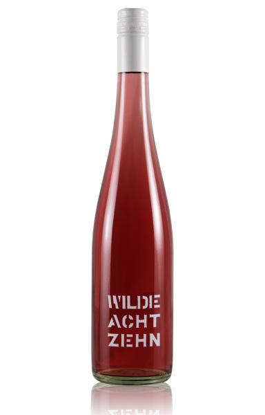 Schembs Wilde Achtzehn Rose Wein